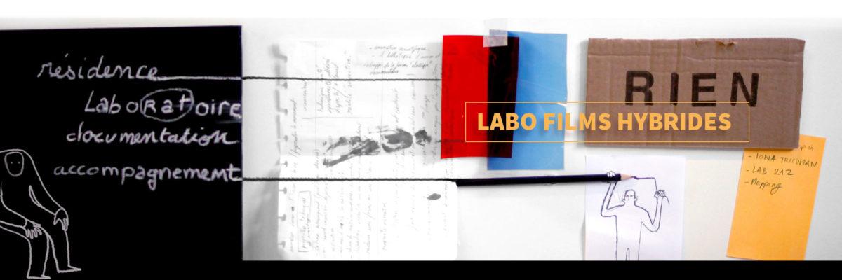 Labo Films Hybrides / Atelier Graphoui