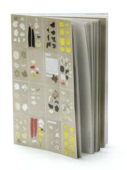 Inven/terre – Collectes de surface (inventoriées) – Extrait de catalogue d'exposition