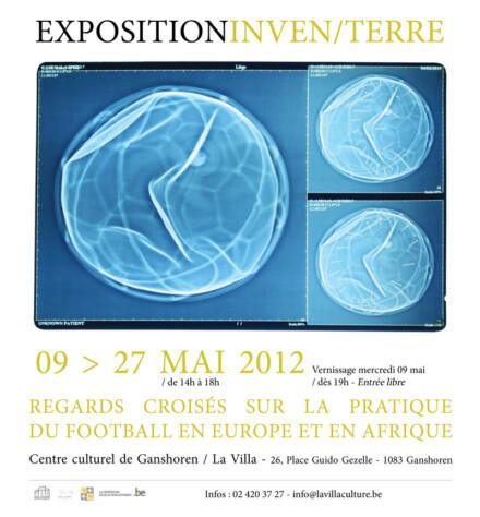La Villa, Ganshoren – Expo Inven/terre – Atelier Jeu de Ballon – 2012